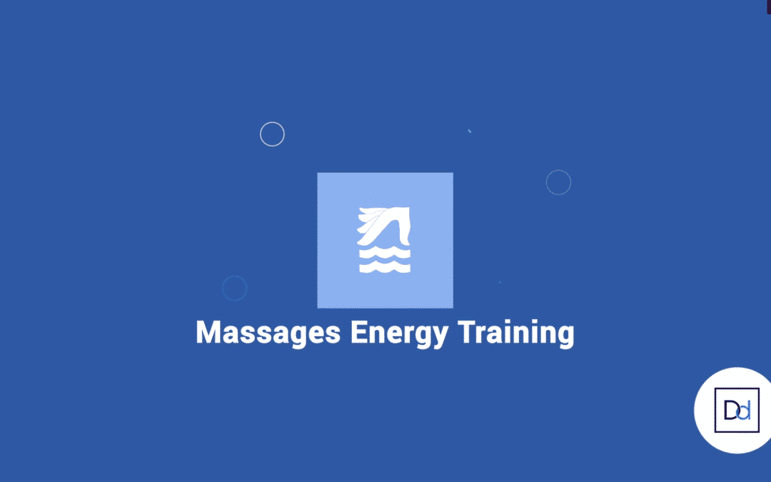 Massage Energy Training