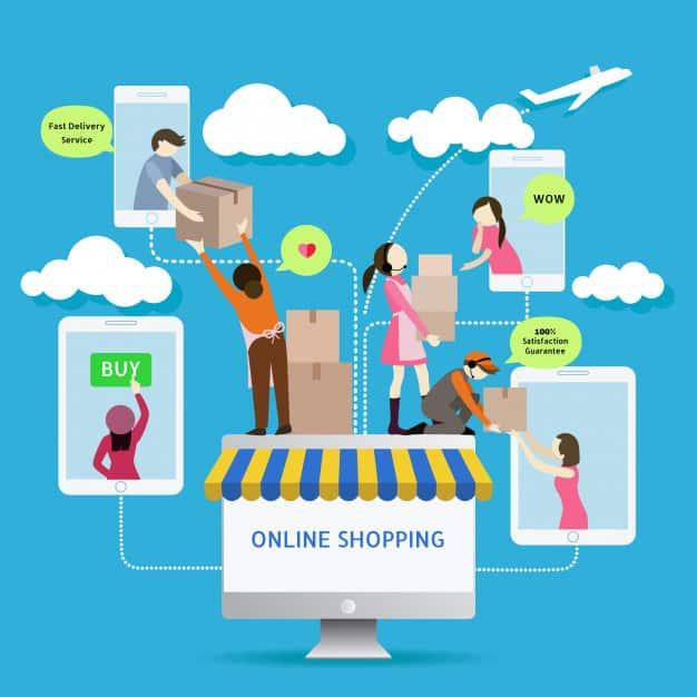 5 raisons d'ouvrir une boutique en ligne