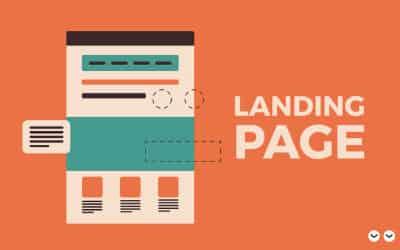 Qu'est-ce qu'une landing page ? Et en ai-je besoin ?